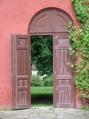 Open Doorway to Beauty
