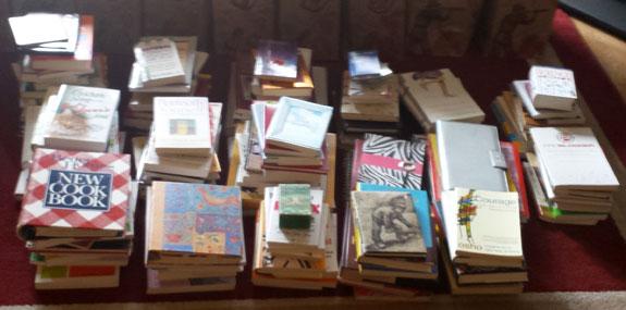 The Books We Kept