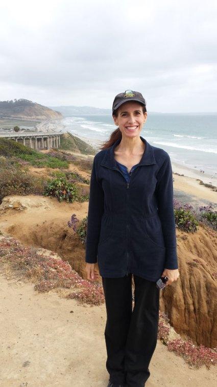 Debbie Roes, Torrey Pines Beach