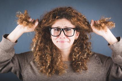 frizzy hair advice