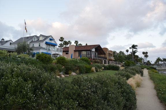 La Playa homes