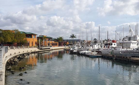 point loma fishing harbor walkway