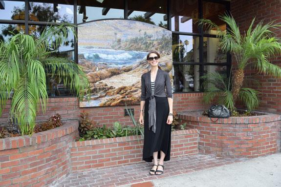 Laguna Beach mural