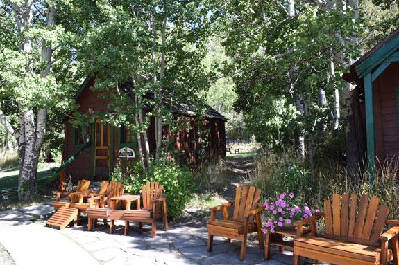Sorensen's Resort, Lake Tahoe