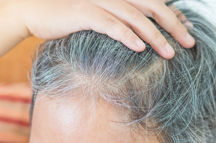 Transitioning to Gray Hair