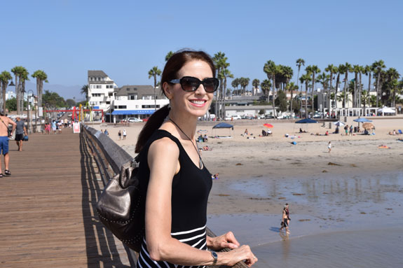 Debbie Roes in Imperial Beach
