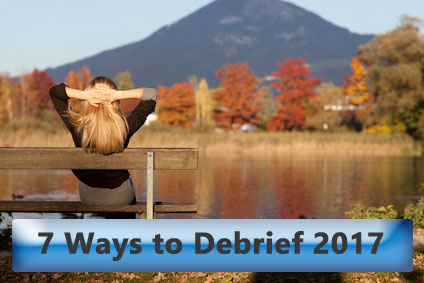 How to Debrief Last Year