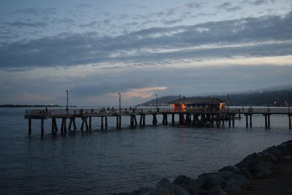Shelter Island Pier