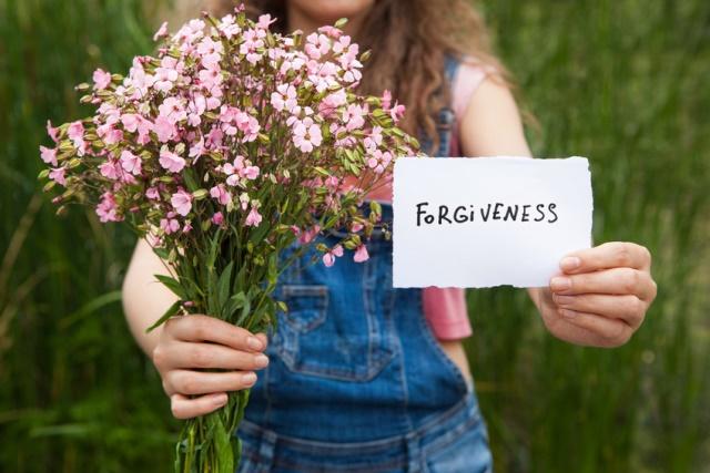 three types of forgiveness