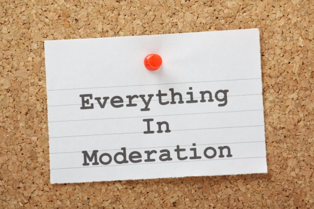moderation vs. abstinence