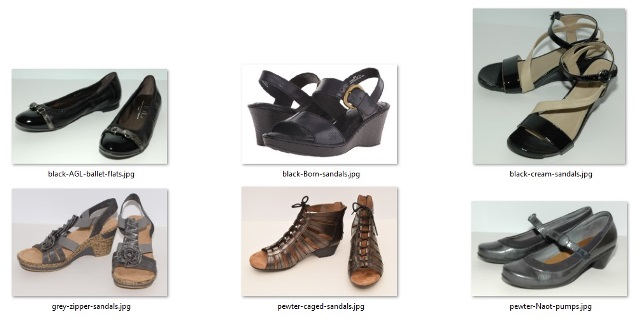 bad shoe examples
