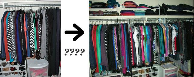 closet churn