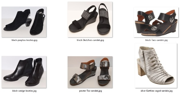 good shoe examples