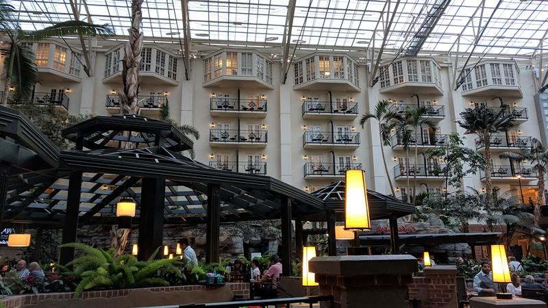 Gaylord Opryland Hotel, Nashville, Tennessee