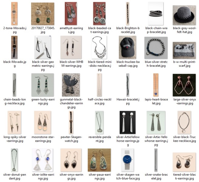 fall 2018 capsule challenge accessories