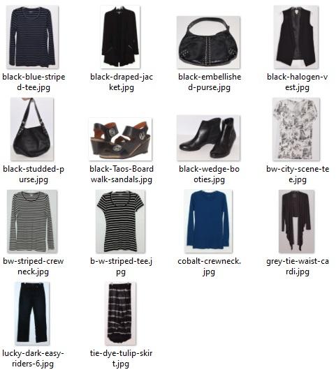 2015 items