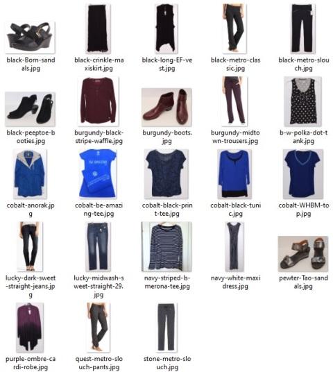 2016 items