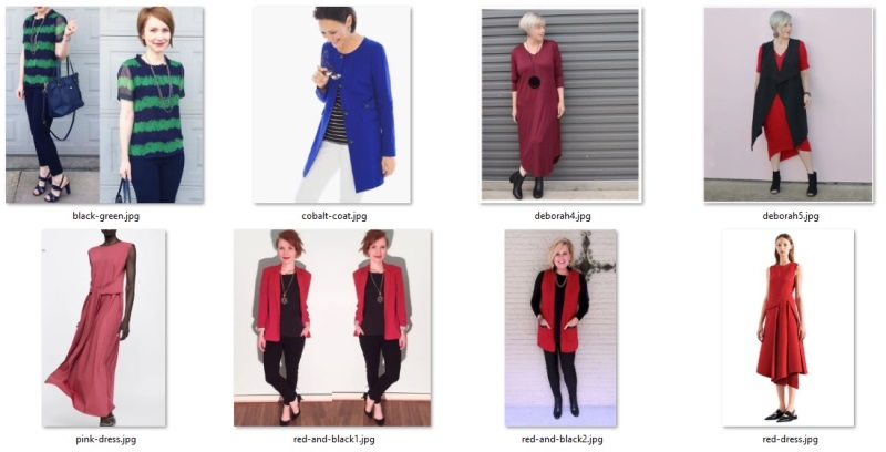 loved looks - bright colors