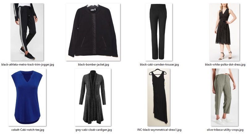 unflattering garments