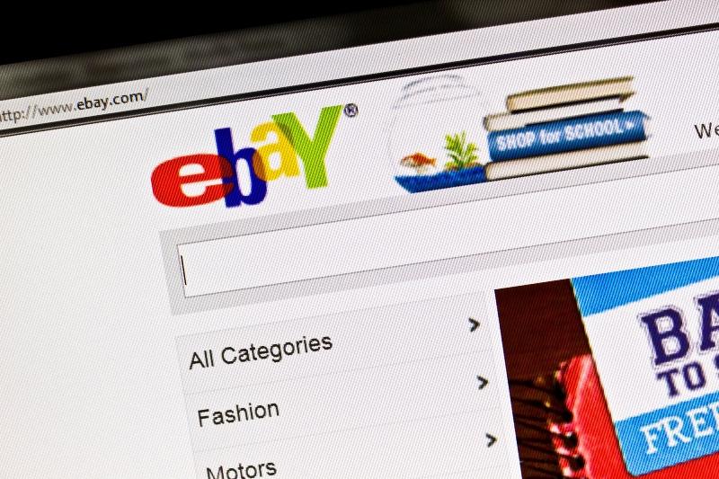 selling clothing on ebay and poshmark