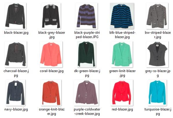 blazers circa 2006 - 2014