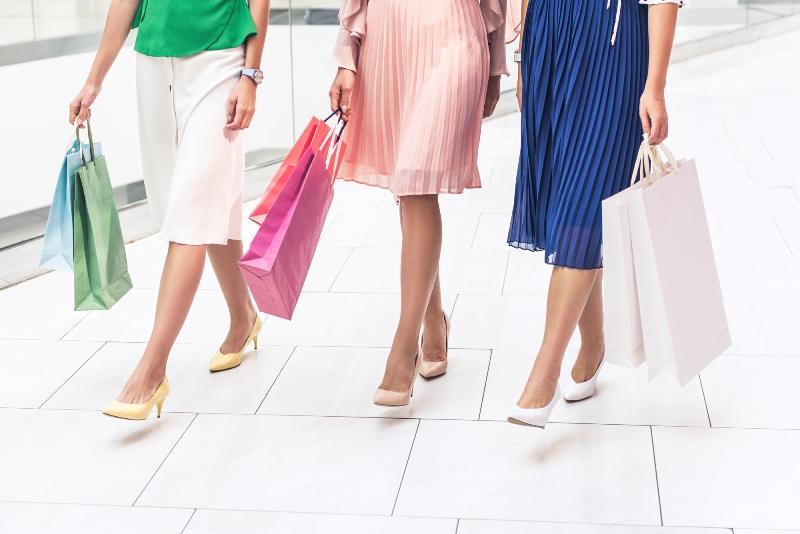 flared midi skirts - no longer wear