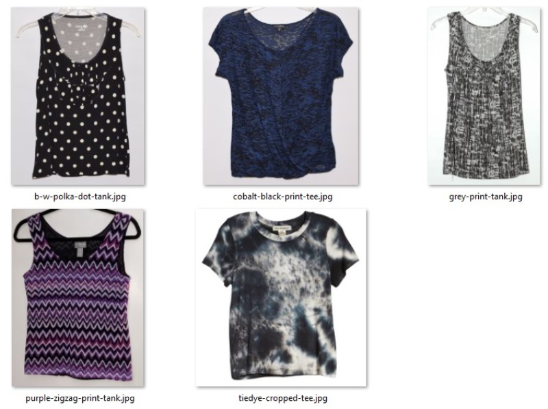 summer 55 items - tops for skirts