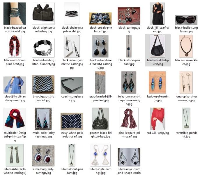 wardrobe do's - accessories