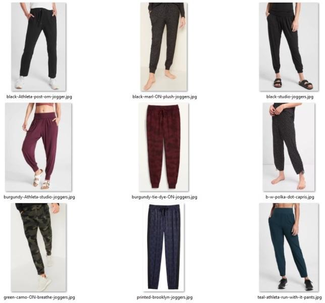 wardrobe do's - at-home pants