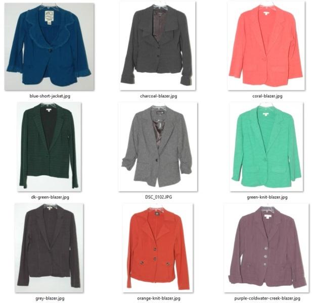 wardrobe don'ts - blazers