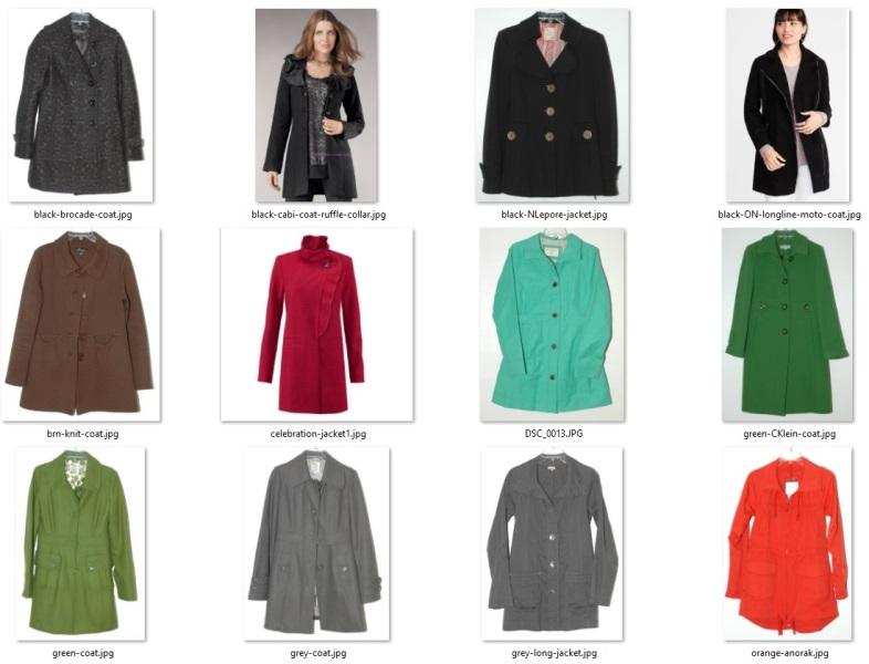 wardrobe don'ts - coats