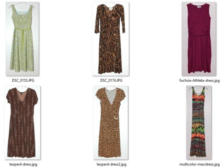 wardrobe don'ts - dresses