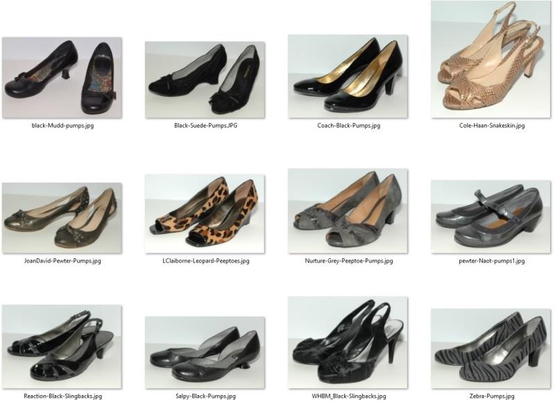 wardrobe don'ts - heels