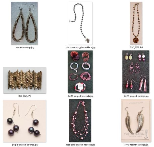 wardrobe don'ts - jewelry