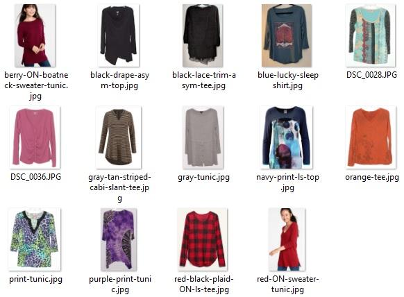 wardrobe don'ts - long-sleeved tops