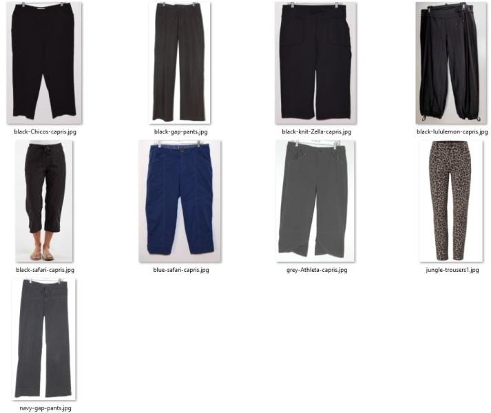 wardrobe don'ts - pants
