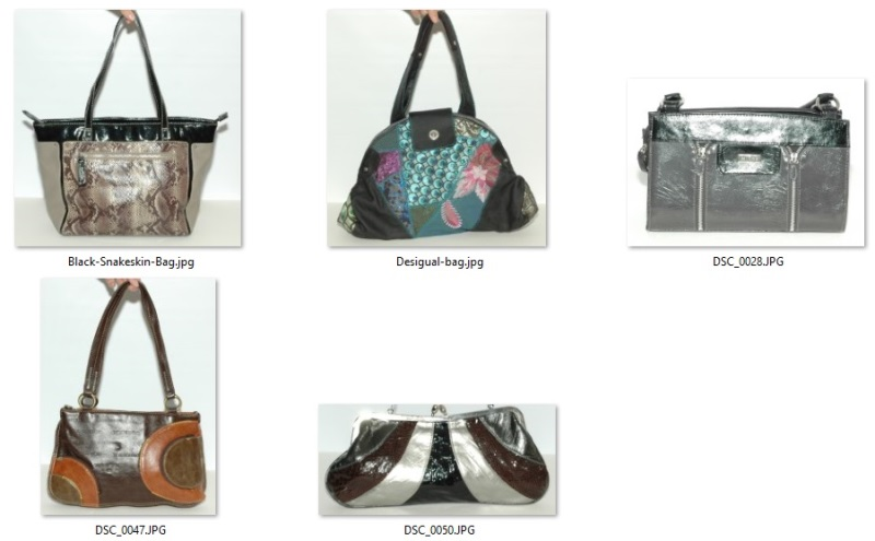 wardrobe don'ts - purses