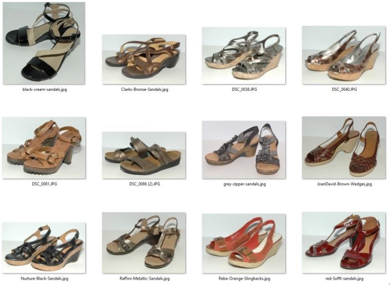 wardrobe don'ts - sandals