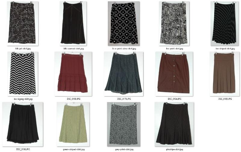 wardrobe don'ts - skirts