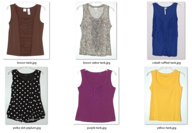 wardrobe don'ts - sleeveless tops